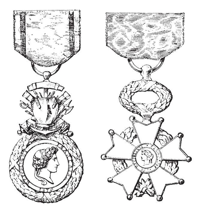 La Légion d'Honneur selon Hollande