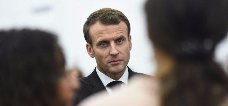 La honte d'Emmanuel Macron : une erreur d'appréciation