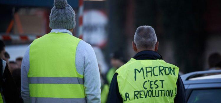 Gilets Jaunes : l'aveuglement de Paris