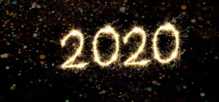 Une très bonne année 2020 !